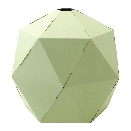 JOXTORP Pantalla para lámpara de techo, verde claro - Últimas unidades en IKEA L'Hospitalet