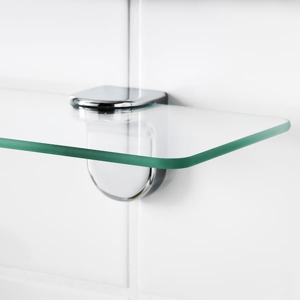 soportes para baldas de cristal ikea