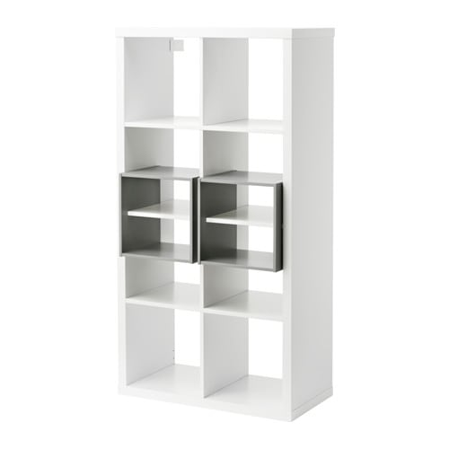 Kallax estanter a 2 accesorios ikea - Accesorios armarios ikea ...
