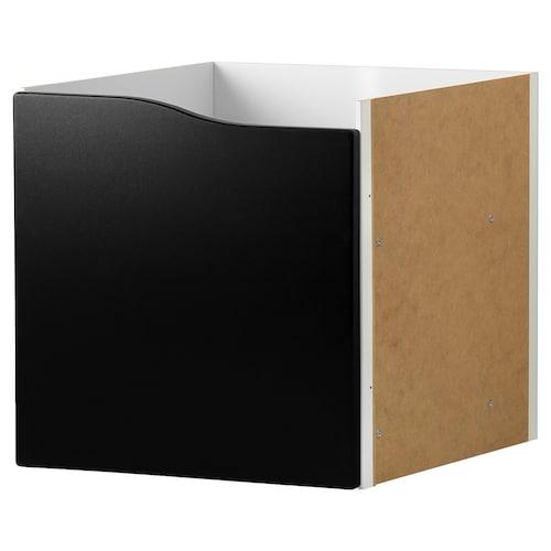 KALLAX accesorio con puerta superficie de pizarra 33 cm 37 cm 33 cm
