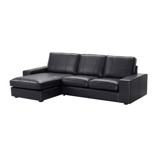 Kivik sof de 2 plazas y chaiselongue grann bomstad for Sofa kivik 3 plazas