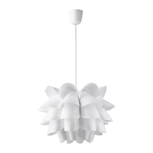 Knappa Lampara De Techo Blanco Ikea - Iluminacion-de-techo