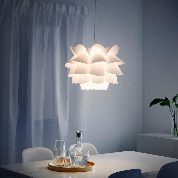 KNAPPA lámpara de techo blanco 60 W 36 cm 46 cm 1 m 90 cm
