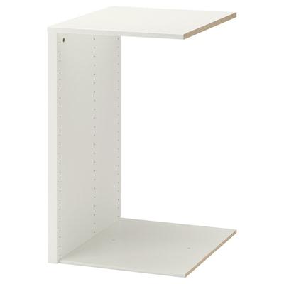 KOMPLEMENT Divisor p/estructura, blanco, 75-100x58 cm