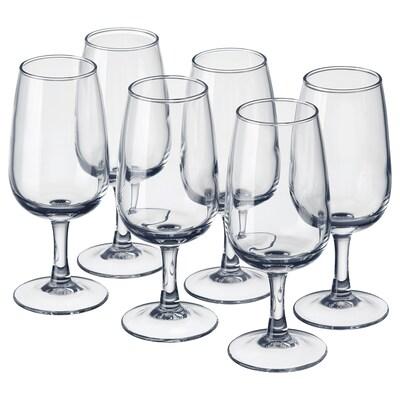 KOSTEXPERT Copa de vino, vidrio incoloro, 12 cl