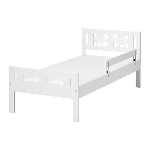 Kritter estructura de cama con somier ikea - Ikea camas para ninos ...