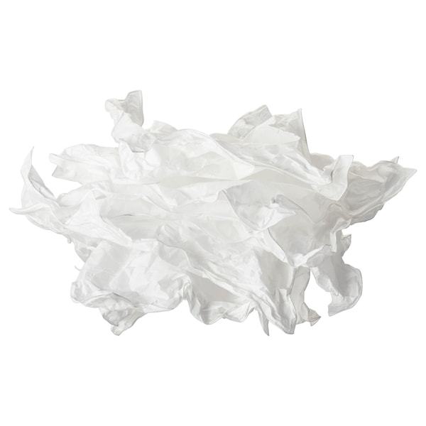 Pantalla para lámpara techo de KRUSNING blanco wn08PXONk