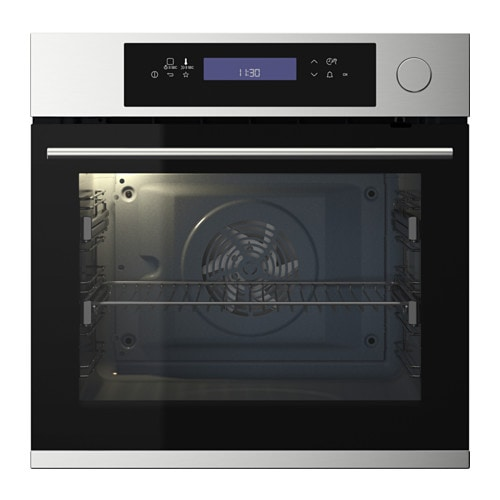 KULINARISK N  - Forced air oven, stainless steel