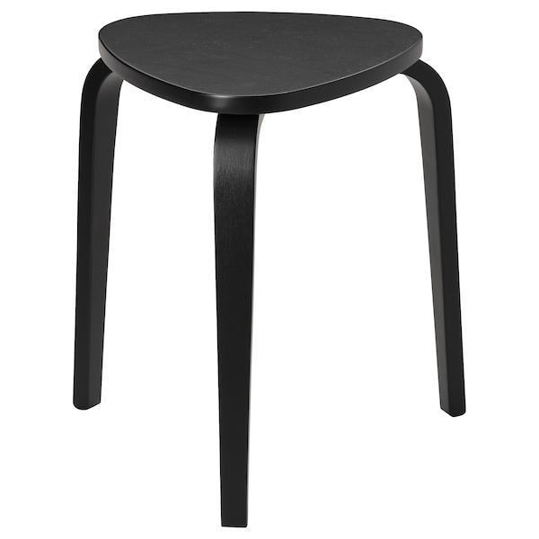 KYRRE Taburete, negro IKEA