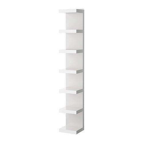 Muebles y decoraci n ikea - Ikea estanterias lack ...