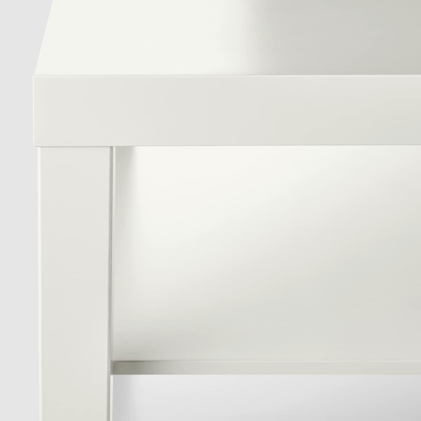 LACK Mesa de centro blanco 90x55 cm