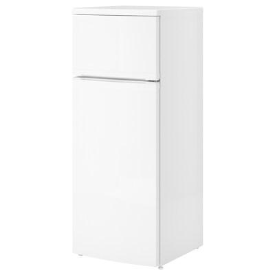 LAGAN Frigorífico/congelador A+, blanco, 180/43 l