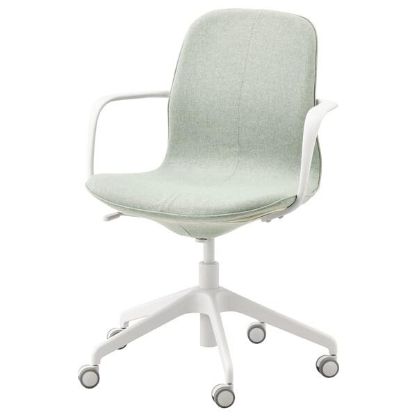 silla de ikea que rueda