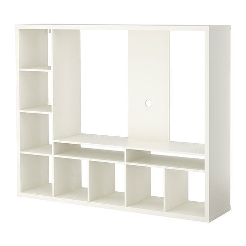 Lappland mueble para tv blanco ikea - Ikea muebles salon tv ...