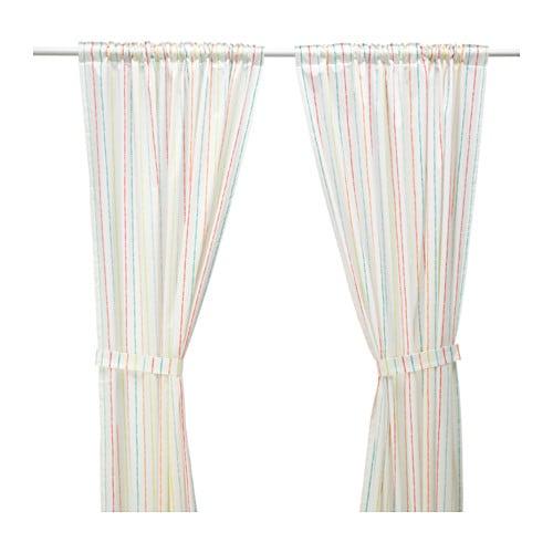 Lattjo cortinas alzapa os 1par ikea - Alzapanos para cortinas ...