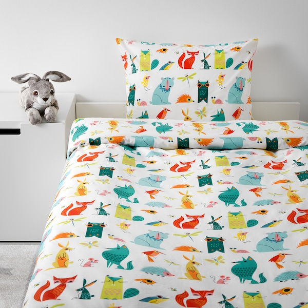 IKEA LATTJO Funda nórd y funda para almohada