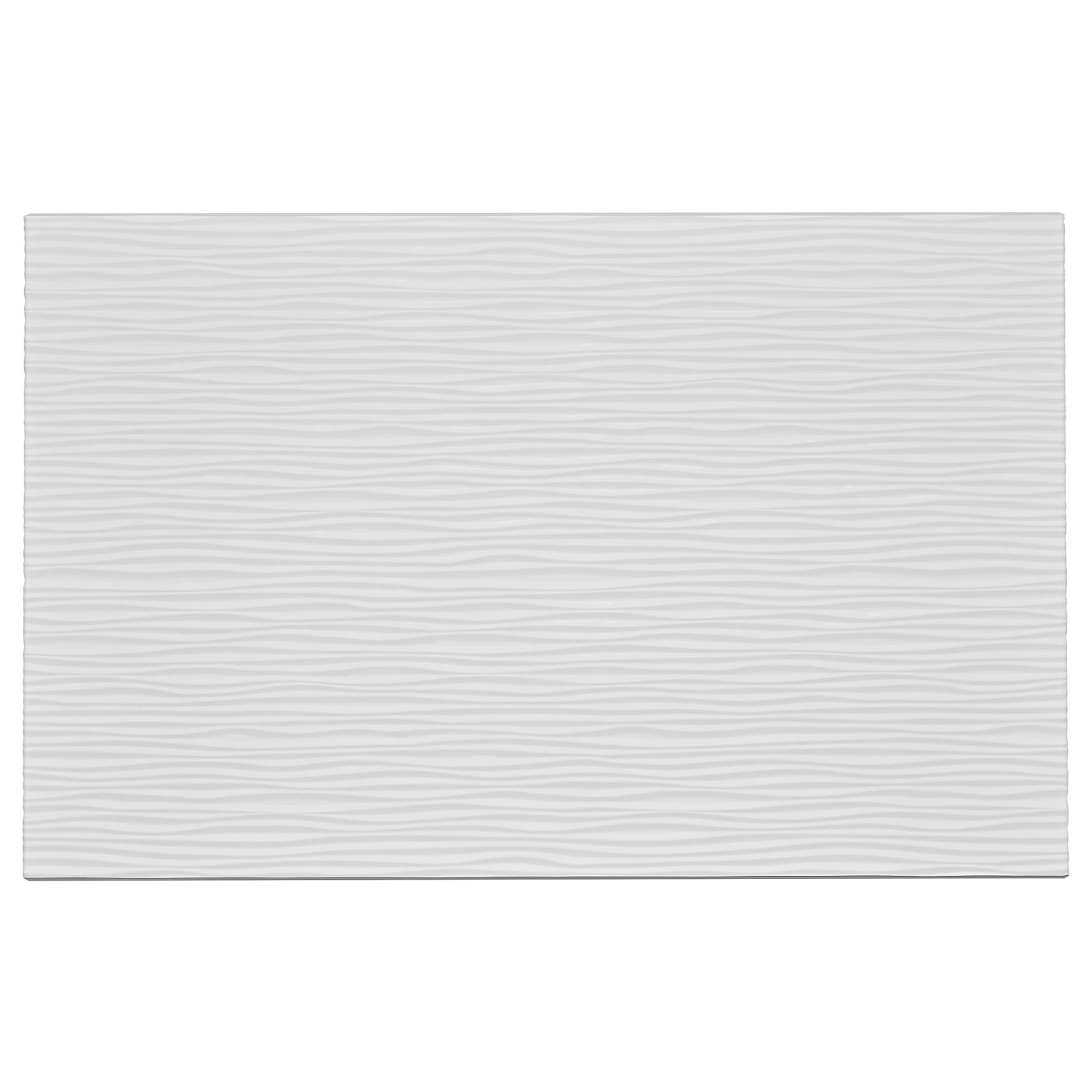 Puerta/frente de caj�n, blanco, 60x38 cm