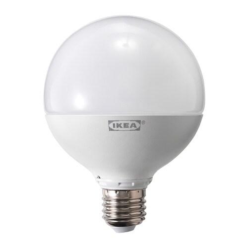 LEDARE bombilla LED E27 - IKEA