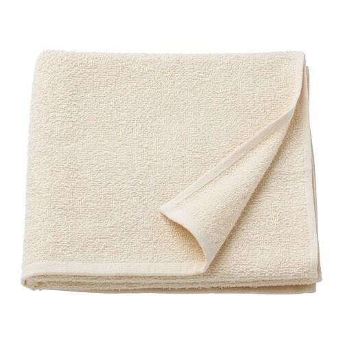 Lejaren toalla de ba o natural 55 x 120 cm ikea - Toallas de bano ikea ...