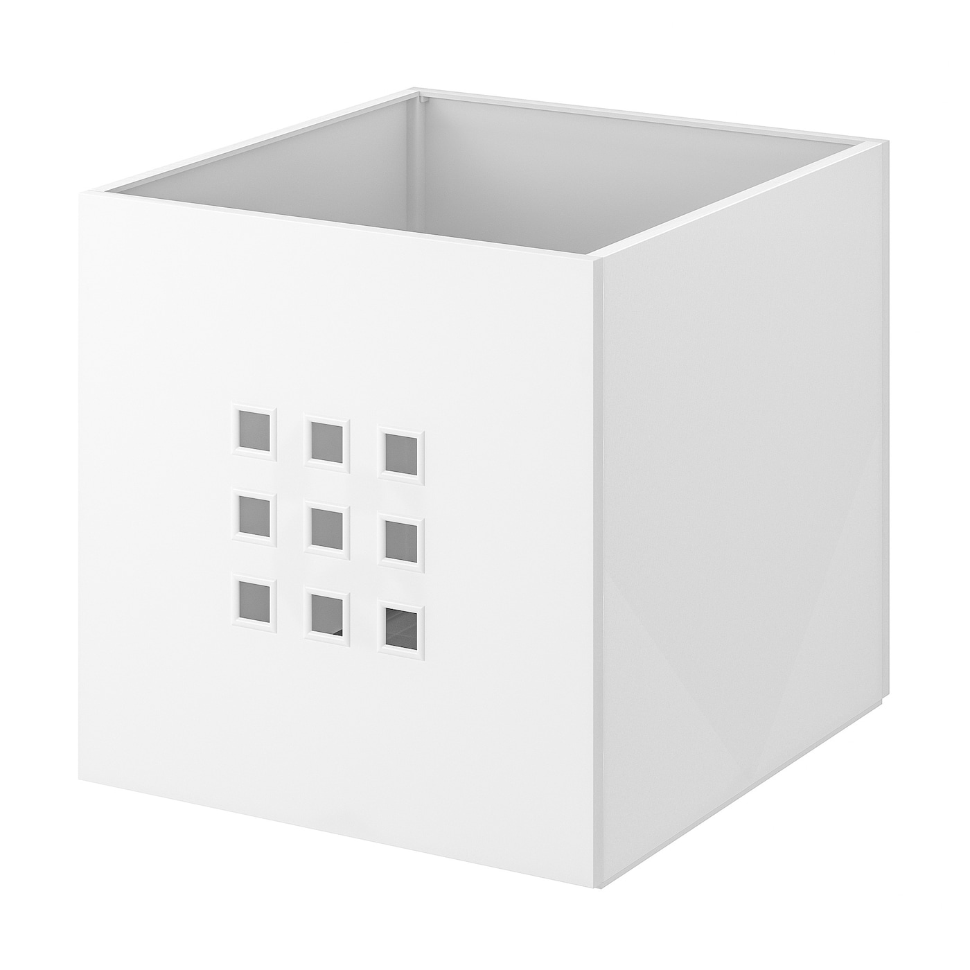 LEKMAN Caja blanco 33x37x33 cm