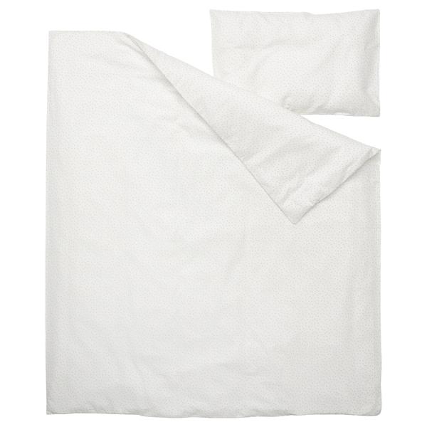 LEN Funda nórdica +funda almohada cuna, 110x125/35x55 cm