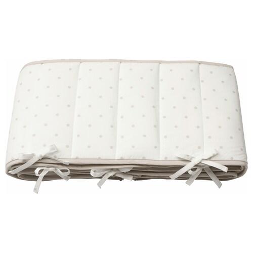 IKEA LENAST Protector de cuna / chichonera
