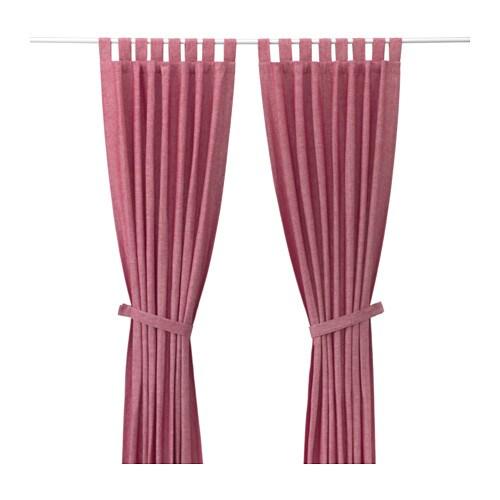 Lenda cortinas alzapa os 1par ikea - Alzapanos para cortinas ...