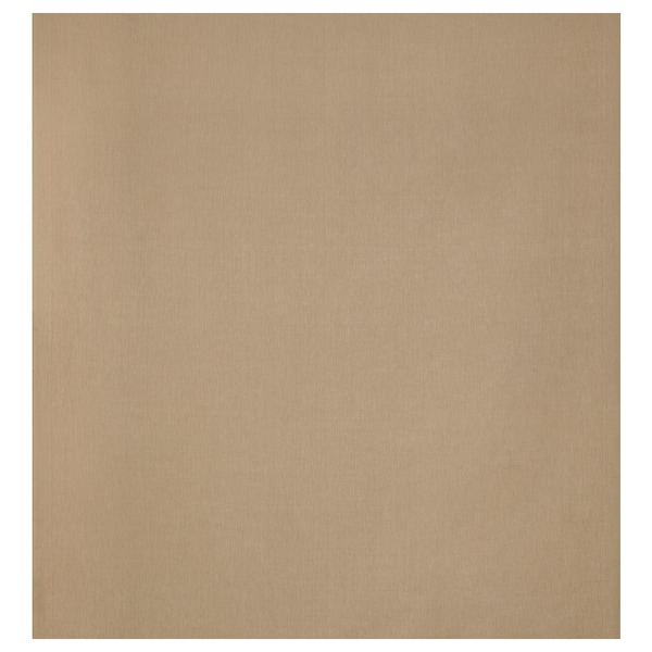 LENDA Tela por metros, beige, 150 cm