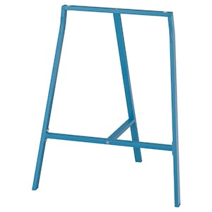 Color: Azul.