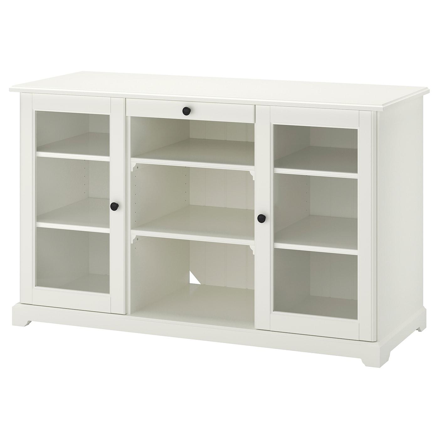 LIATORP Aparador Blanco 145 x 87 cm - IKEA