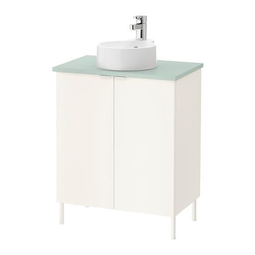 Lill ngen viskan gutviken armario lavabo 2 pta verde claro ikea - Armario lavabo ikea ...