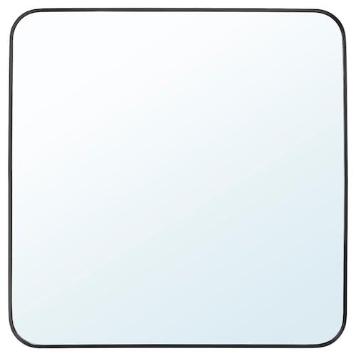 LINDBYN espejo negro 60 cm 60 cm