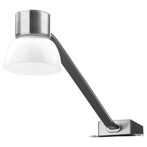 LINDSHULT iluminación armario niquelado 80 lm 34.5 cm 7.4 cm 11 cm 3.5 m 2 W
