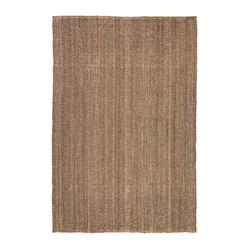 LOHALS  - Rug flatwoven 160x230 natural