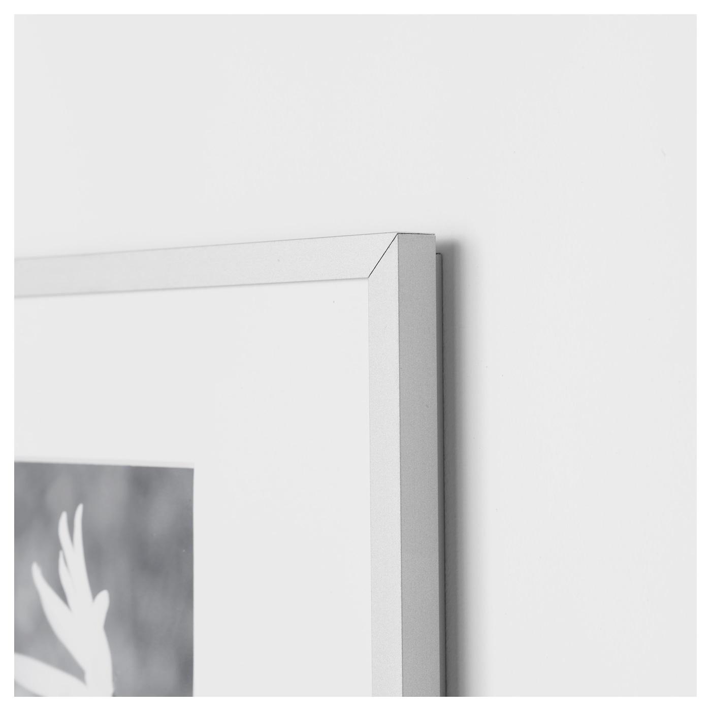 LOMVIKEN Marco Aluminio 32 x 32 cm - IKEA
