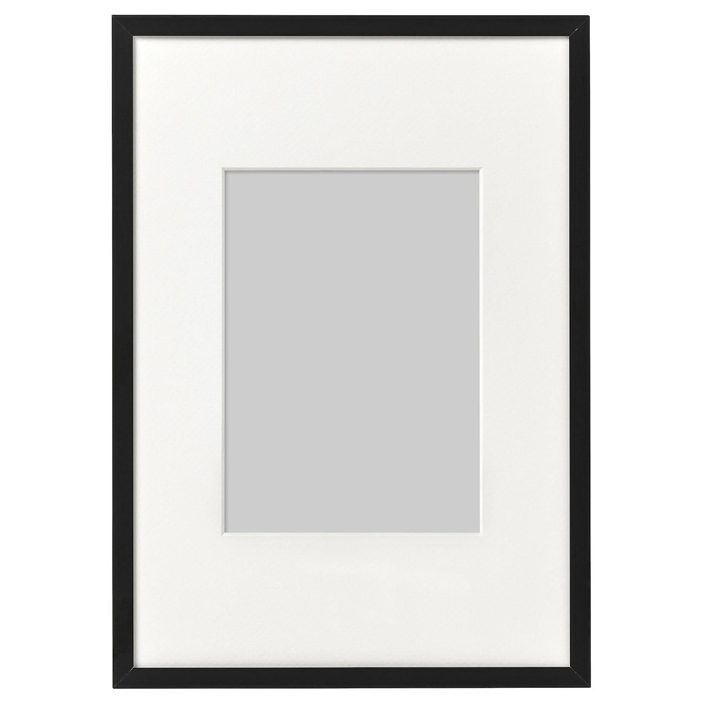 LOMVIKEN Marco Negro 21 x 30 cm - IKEA