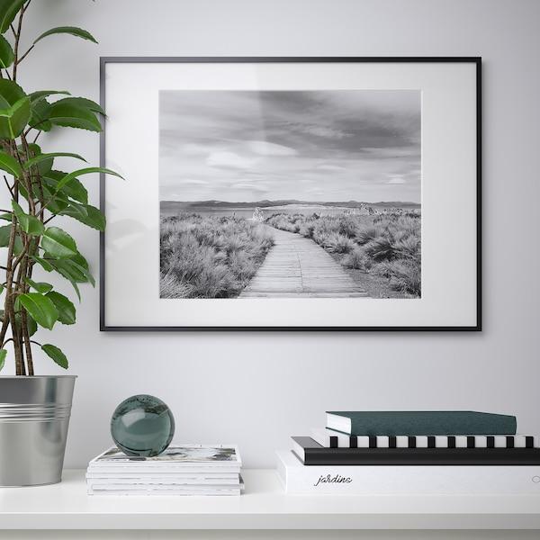 LOMVIKEN Marco, negro, 50x70 cm IKEA