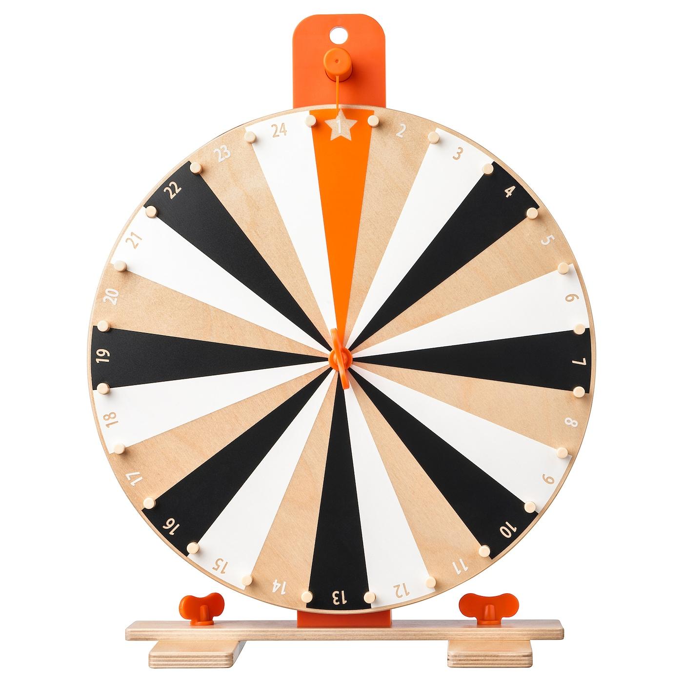 LUSTIGT Rueda fortuna juego - IKEA