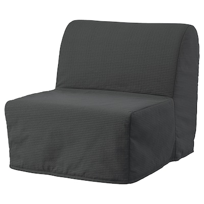 LYCKSELE HÅVET Sillón cama, Vansbro gris oscuro