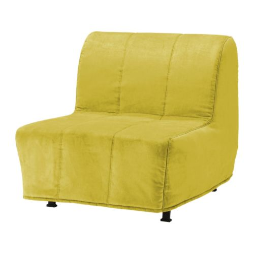 Limpiar Baño Amarillo:IKEA Lycksele Chair Bed