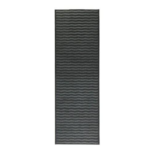 Lyn s alfombra lisa 65x198 cm ikea - Alfombra gris ikea ...