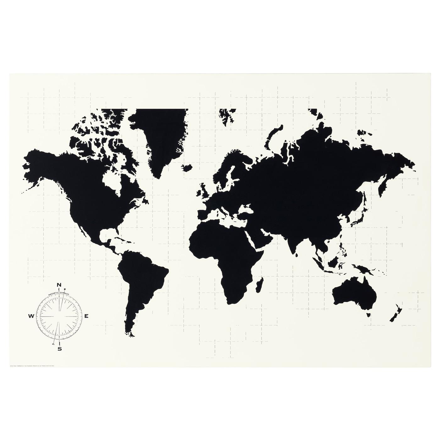 ikea lisboa mapa Cuadros y Láminas Enmarcadas   Decoración   Compra Online IKEA ikea lisboa mapa