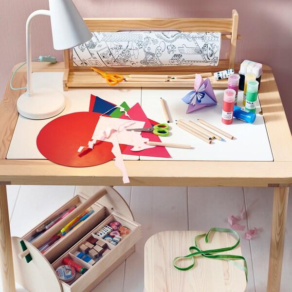 MÅLA Almacenaje pinturas/lápices colores