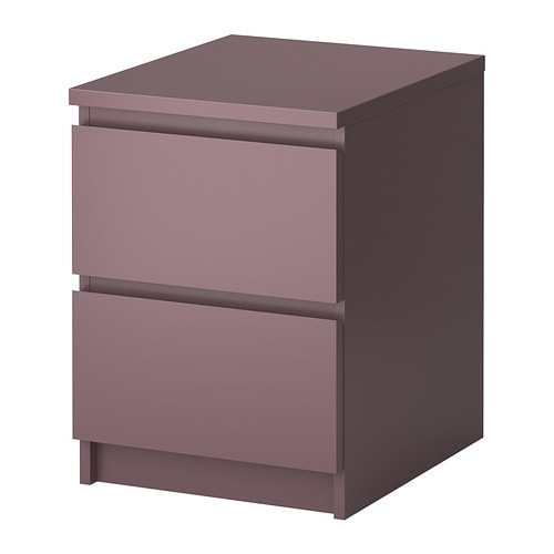 Ikea comoda malm 6 cajones