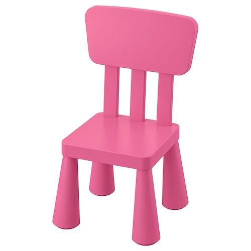 MAMMUT silla para niño int/ext/rosa 39 cm 36 cm 67 cm 26 cm 30 cm