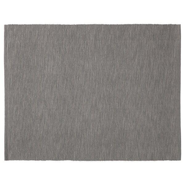 MÄRIT Mantel individual gris 35x45 cm