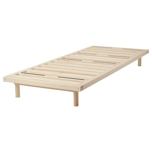 MARKERAD estructura de diván pino 80 cm 20 cm 200 cm 80 cm