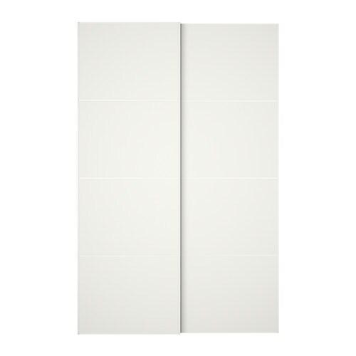 Mehamn puertas correderas 2 uds 150x236 cm ikea for Puertas correderas ikea