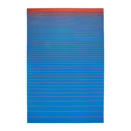 Mejlby alfombra ikea for Ikea alfombra azul