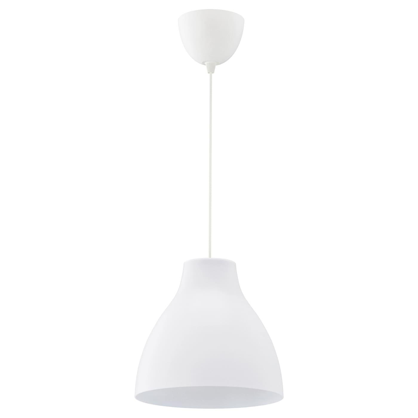 Melodi Lampara De Techo Blanco 28 Cm Ikea